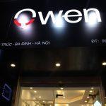 Hệ thống cửa hàng owen tại Hà Nội