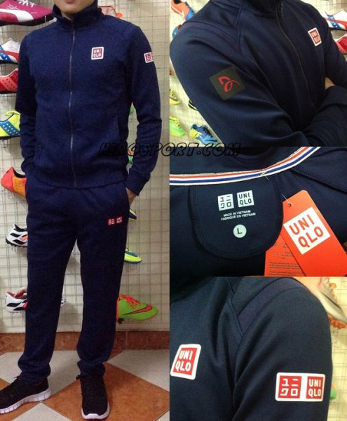 Quần áo thể thao nam mùa đông chất lượng cao tại Hà Nội