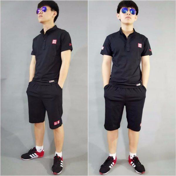 Quần áo thể thao nam mùa hè đẹp giá rẻ