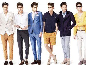 Xu hướng thời trang nam trong năm nay
