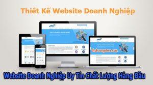 Thiết Kế Website Doanh Nghiệp Uy Tín Chất Lượng Hàng Đầu