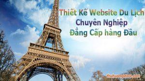 Thiết Kế Website Du Lịch Chuyên Nghiệp Đẳng Cấp hàng Đầu