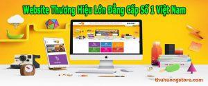 Website Thương Hiệu Lớn Đẳng Cấp Số 1 Việt Nam
