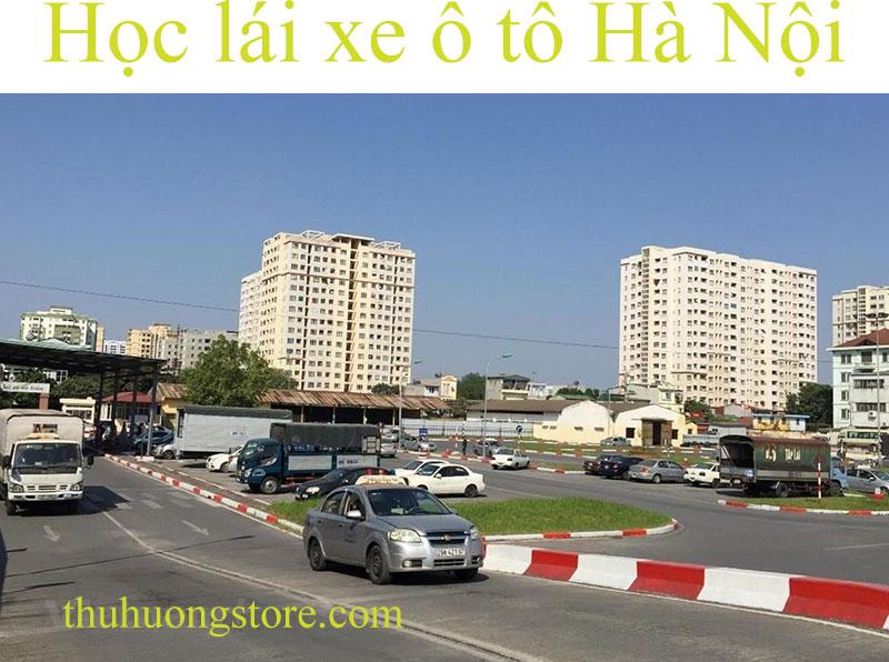 Học lái xe ô tô Hà Nội